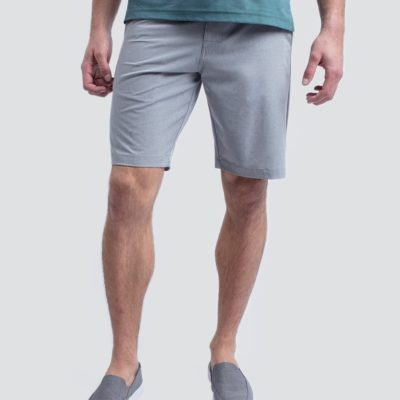 Travis Mathew Beck Short, Light Grey