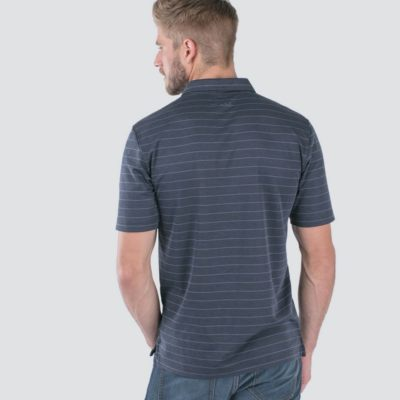 Travis Mathew Marini Polo, Blue Nights/ Allure