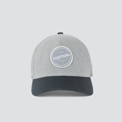 Travis Mathew Canston Hat, Heather Grey